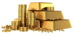 monete e lingotti oro