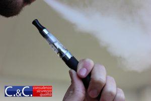 Marcatura ce sigarette elettroniche
