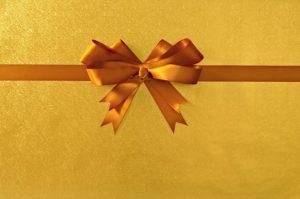 regalare oro a natale