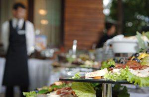 3 modi diversi per organizzare il catering per matrimoni