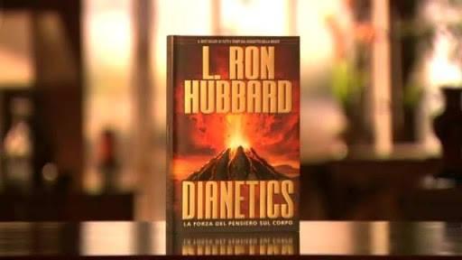 """L. Ron Hubbard: """"Dianetics: La Forza del Pensiero sul Corpo"""""""