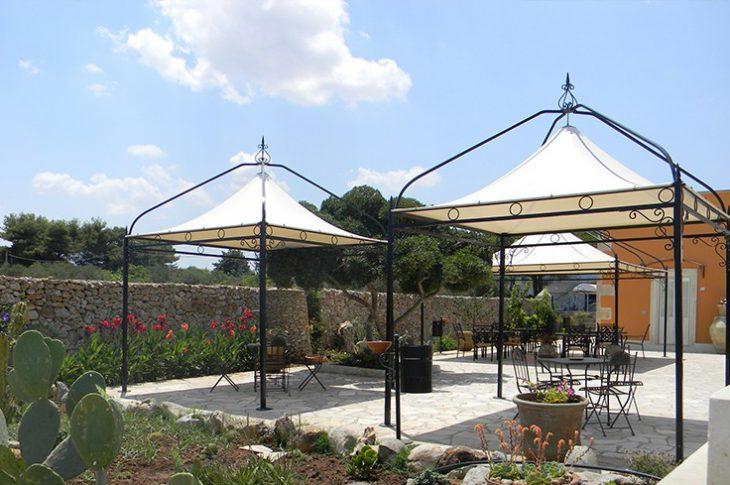 gazebi professionali giardino